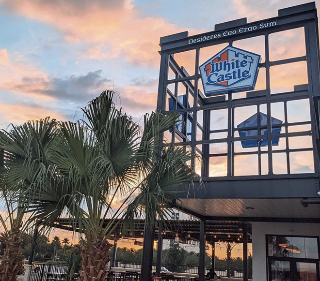 White Castle ghost kitchen is now open to the public from 10:00 a.m. to 10:00 p.m. for pick-up orders. - VIA WHITE CASTLE/FACEBOOK