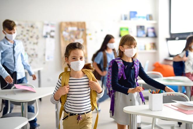 Seminole County became the latest Central Florida jurisdiction to end public school mask mandates. - ADOBE