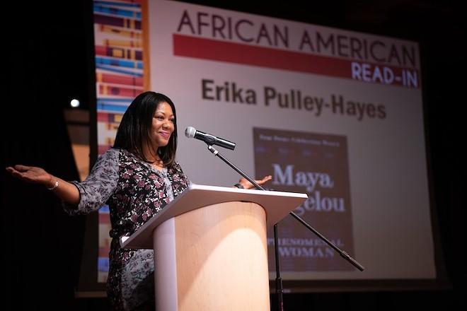 Erika Pulley-Hayes - PHOTO COURTESY OCLS/FACEBOOK