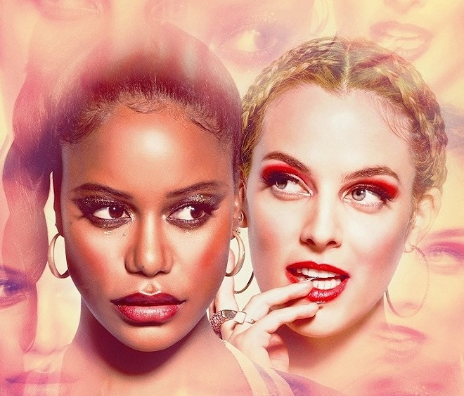 Taylour Paige and Riley Keough in 'Zola' - PHOTO COURTESY ZOLA/FACEBOOK