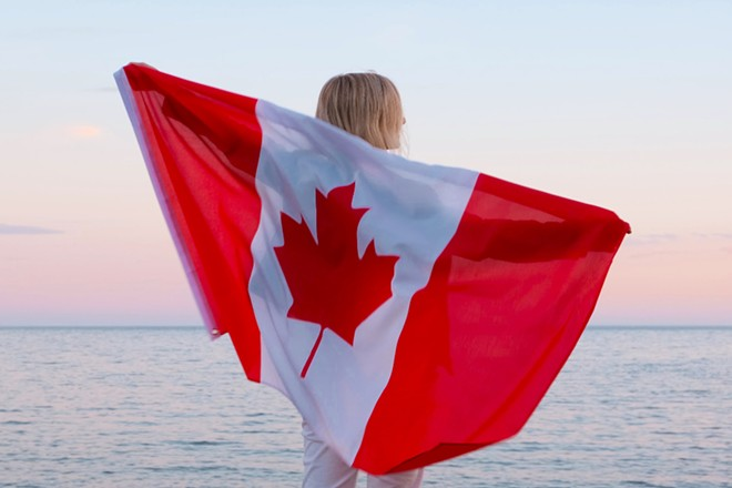 An ease on travel restrictions could lead to an influx of Canadians into Florida. - ADOBE