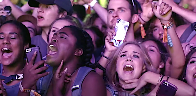 SCREEN CAPTURE COURTESY LIVE NATION/YOUTUBE
