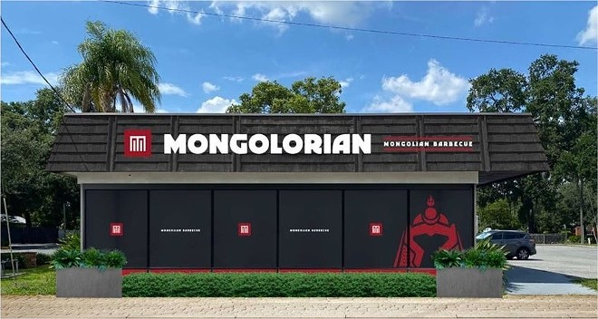 The Mongolorian will move into the former Firehouse Subs space on Colonial Drive. - PHOTO COURTESY HOI NGUYEN