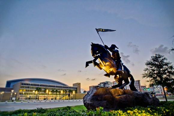 PHOTO VIA UNIVERSITY OF CENTRAL FLORIDA/FACEBOOK