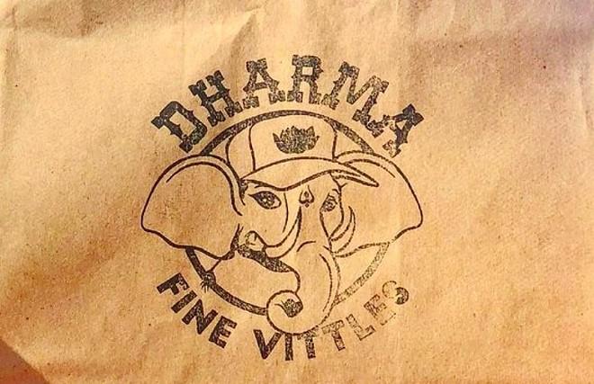 PHOTO VIA INSTAGRAM/DHARMA FINE VITTLES