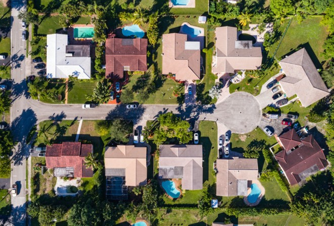 In Florida, 357,194 renter households are currently behind on rent, 48,969 less than in June, but still a staggering number. - ADOBE