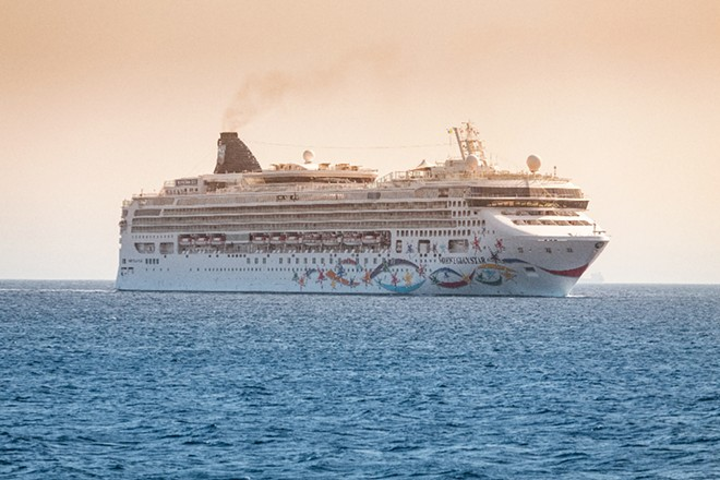 Norwegian Cruise Lines may soon be able to ask for vaccination status from Florida customers. - ADOBE