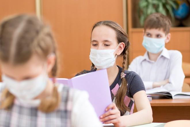 Orange, Seminole County will require stiudents wear face masks on the first day of school. - ADOBE