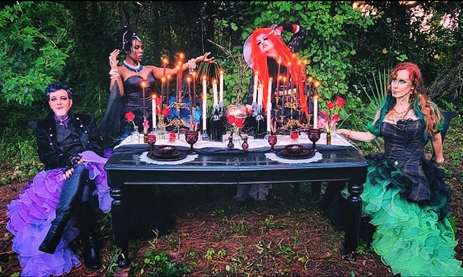 PHOTO COURTESY CENTRAL FLORIDA WITCHES BALL