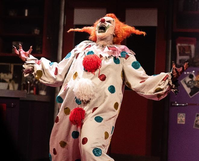 Halloween Horror Nights at Universal Orlando - PHOTO BY MATT LEHMAN FOR ORLANDO WEEKLY