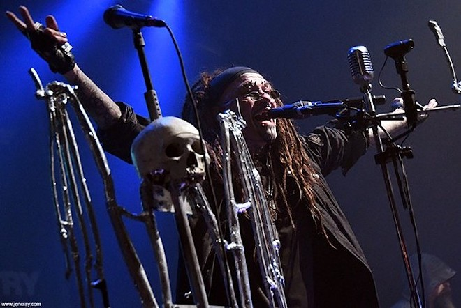 Ministry, live in Orlando 2018 - PHOTO BY JEN CRAY FOR ORLANDO WEEKLY