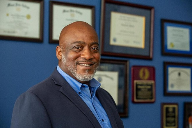 Orlando's Desmond Meade is one of this year's 'genius grant' recipients. - PHOTO VIA JOHN D. AND CATHERINE T. MACARTHUR FOUNDATION