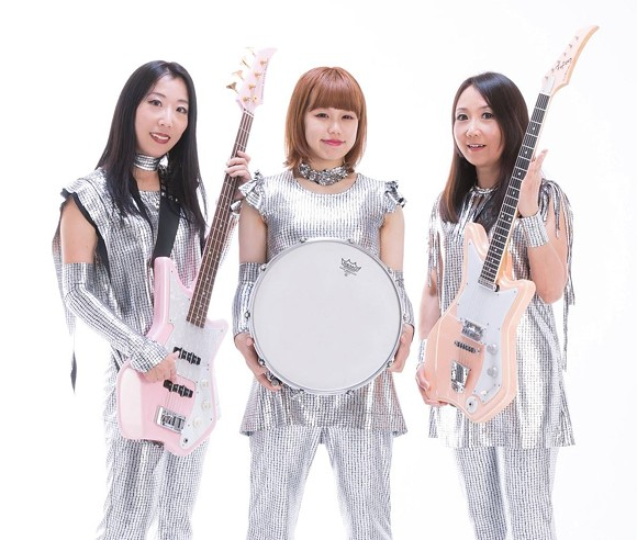 PHOTO VIA SHONEN KNIFE FACEBOOK