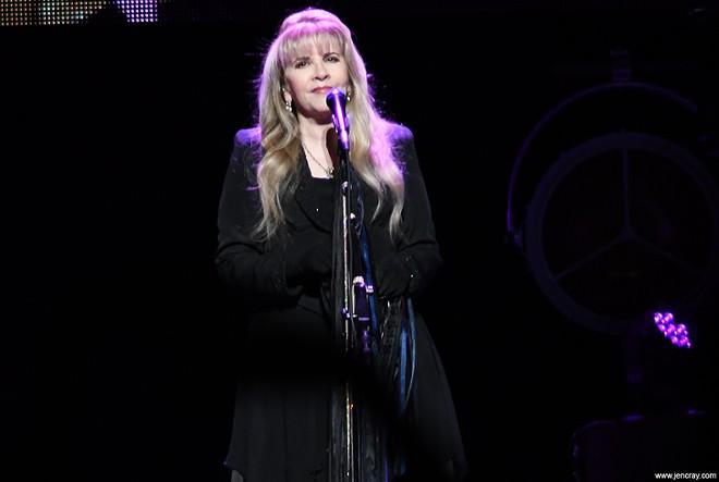 Stevie Nicks at Amway Center - JEN CRAY