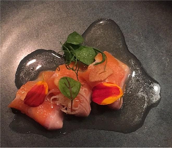 3. Japanese red sea bream (madai)