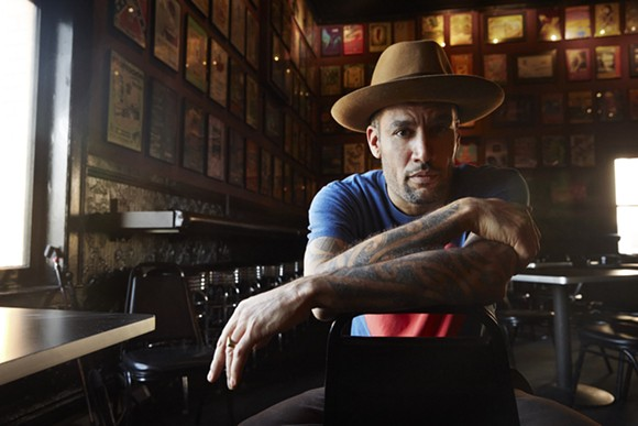 Ben Harper & the Innocent Criminals - DANNY CLINCH