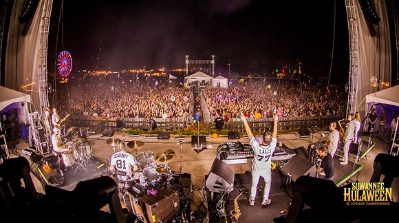 PHOTO BY JOSH TIMMERMANS VIA SUWANNEE HULAWEEN/FACEBOOK