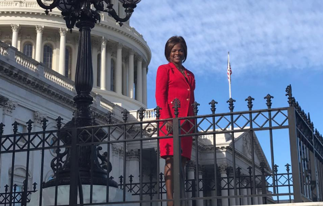 Val Demings - PHOTO VIA VAL DEMINGS/FACEBOOK