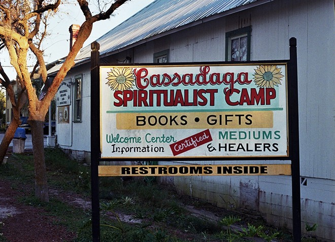 No. 28: Visit the Cassadaga Spiritualist Camp