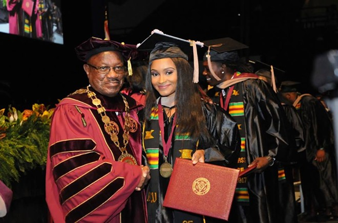 PHOTO VIA BETHUNE-COOKMAN UNIVERSITY/FACEBOOK