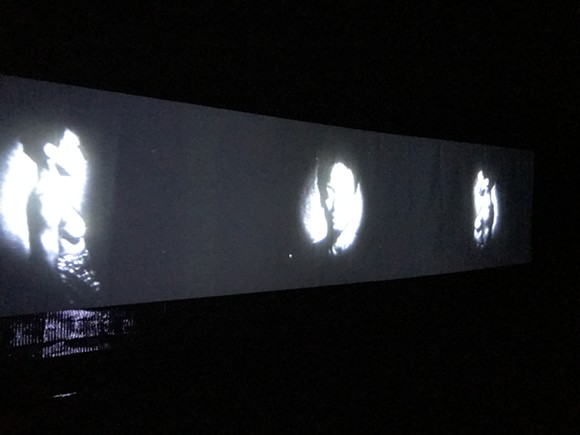 """Christopher Harris film """"A Willing Suspension of Disbelief"""" at Guava Tree Gallery"""