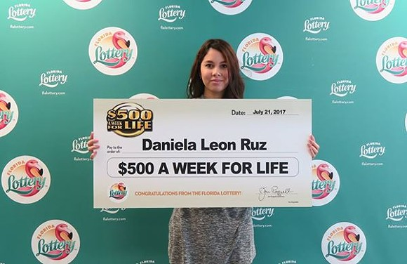 PHOTO VIA FLORIDA LOTTERY
