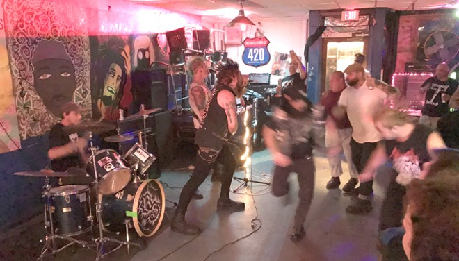 Rotten Stitches at Uncle Lou's