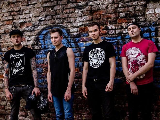Riot Gang - PHOTO VIA RIOT GANG/BANDCAMP