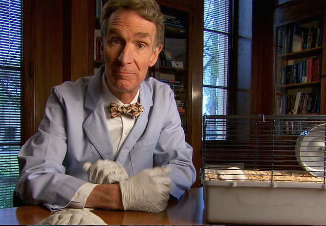 PHOTO VIA BILL NYE/FACEBOOK