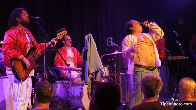 Har Mar Superstar at the Social - MICHAEL LOTHROP