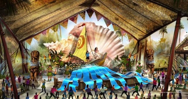 Moana's Village Festival at Hong Kong Disneyland - PHOTO COURTESY OF DISNEY PARKS BLOG