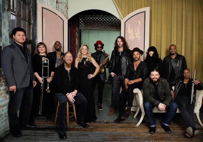 Tedeschi Trucks Band - PHOTO BY TEDESCHI TRUCKS BAND/FACEBOOK