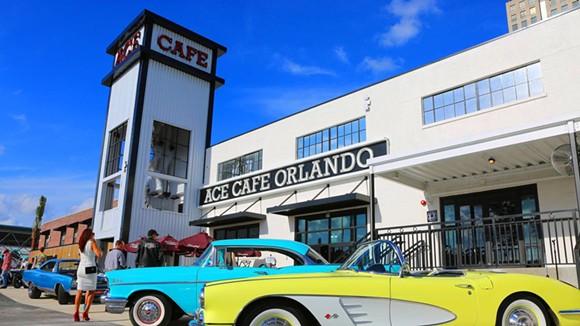 PHOTO VIA ACE CAFE ORLANDO / FACEBOOK