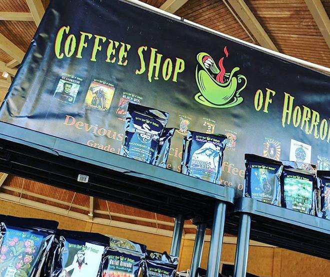 PHOTO VIA COFFEESHOPOFHORRORS/INSTAGRAM
