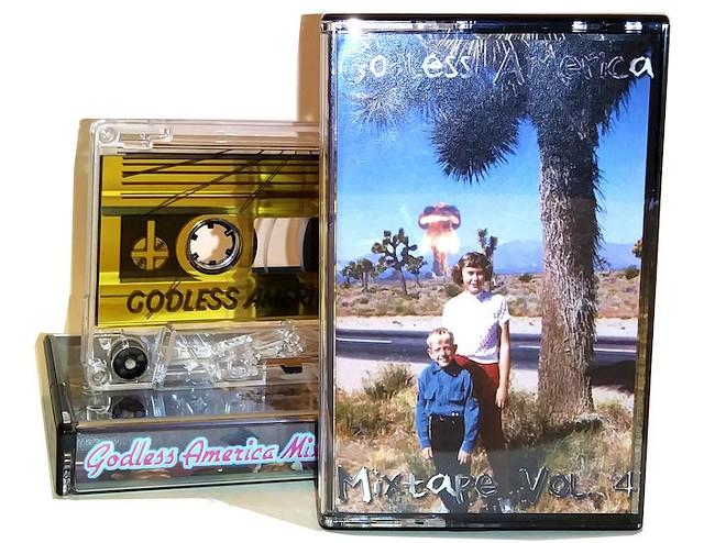 Godless America Mixtape - PHOTO VIA GODLESS AMERICA/BANDCAMP