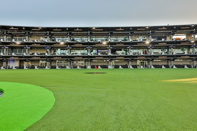 PHOTO VIA TOPGOLF