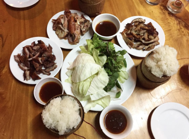 Not Sticky Rice, but delicious sticky rice nonetheless - PHOTO VIA EELINLUA/INSTAGRAM