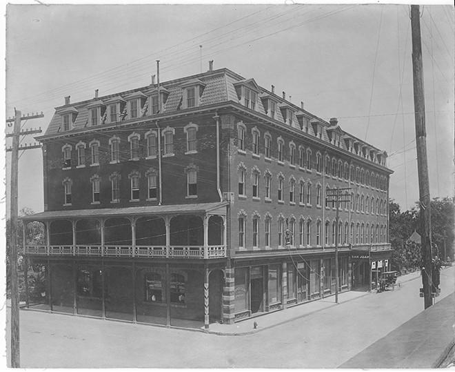 The San Juan Hotel