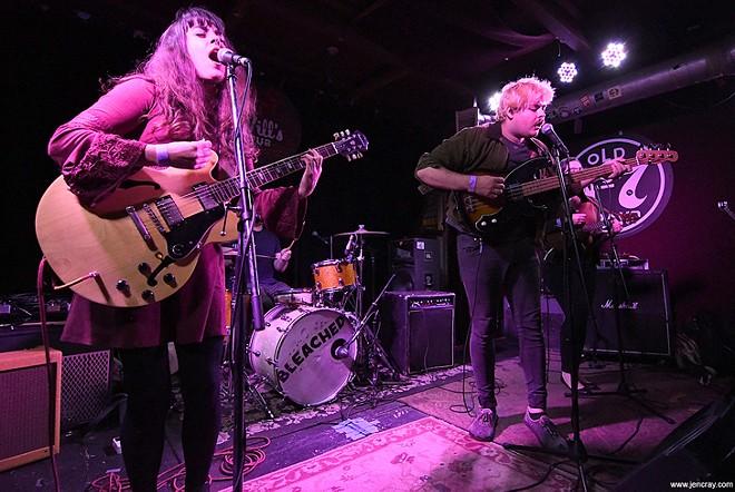 The Palmettes at Will's Pub - JEN CRAY