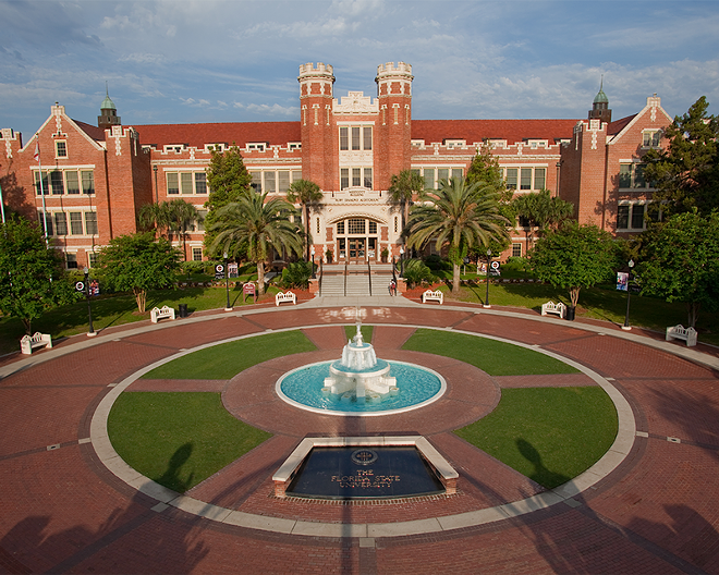 PHOTO VIA FLORIDA STATE UNIVERSITY