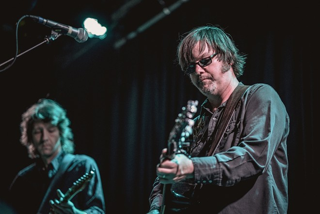 Son Volt at the Social - MIKE DUNN