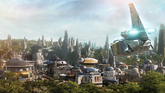 Batuu - PHOTO VIA DISNEY