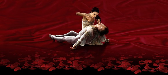 Get 15 percent off tickets to Orlando Ballet's Romeo & Juliet at the Dr. Phillips Center - IMAGE VIA ORLANDO BALLET