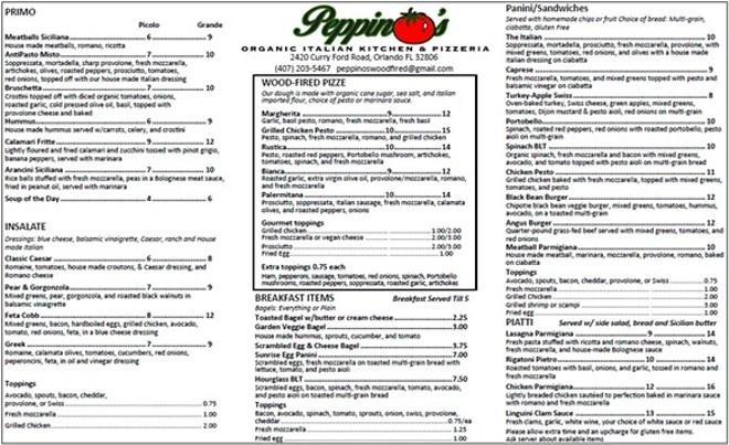 Click the menu to see larger image
