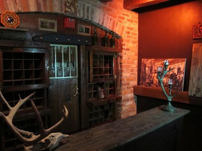 Cellar bar - FAIYAZ KARA