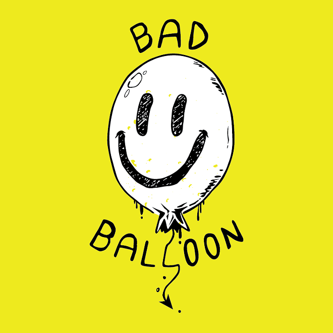 Bad Balloon - JOSIAH WESS