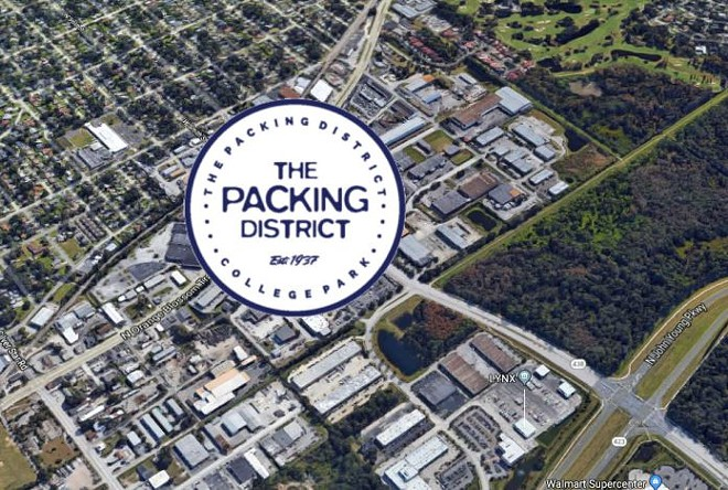 A Massive Development Called The Packing District Is Coming To College Park Blogs