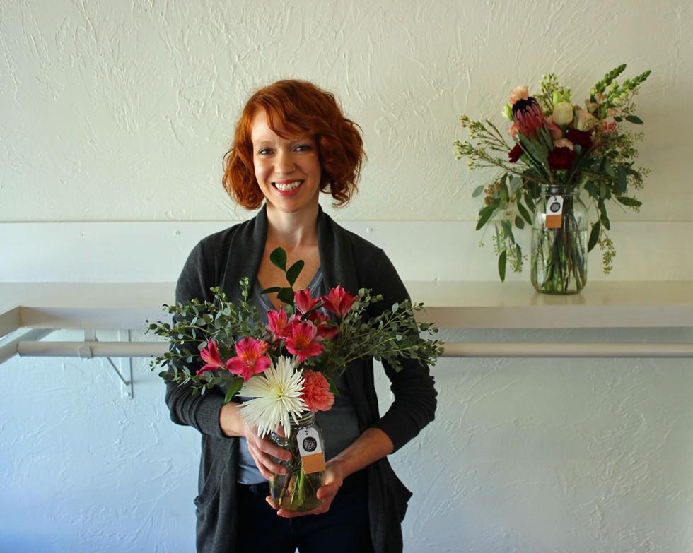 Stephanie Forshee, Little Wild Bloom