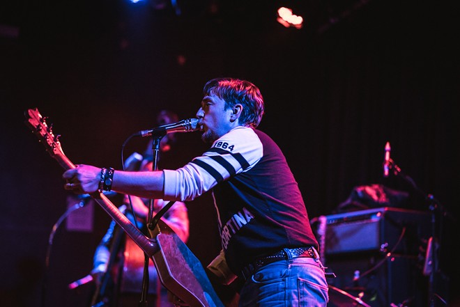JD McPherson at the Social - MIKE DUNN