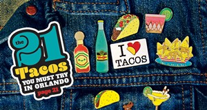 21 Orlando tacos you must try